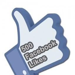 Buy 500 Facebook Likes | 500 facebook likes | Scoop.it