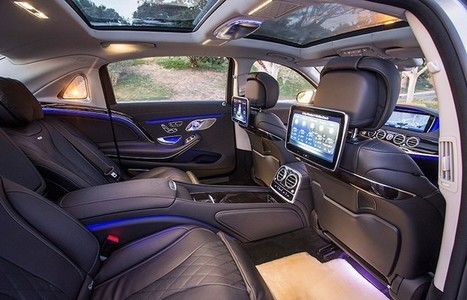 The 10 Classiest Luxury Cars for Being Chauffeured | Blogs | Scoop.it