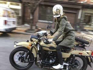 Win Friends and Influence People With a 2017 Ural Sahara Motorcycle | M A G | Scoop.it