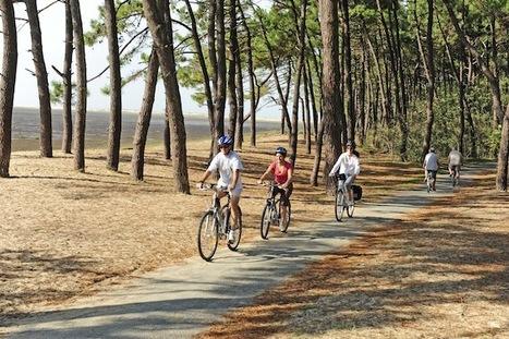 Sylvia Pinel souhaite développer le tourisme à vélo - Départements & Régions Cyclables | Balades, randonnées, activités de pleine nature | Scoop.it