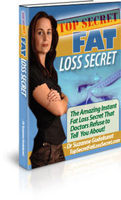 Top Secret Fat Loss Secret - Dr. Suzanne Gudakunst | FITNESS AND WEIGHT LOSS | Scoop.it
