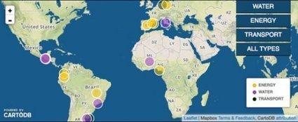 Enfin une carte des grands projets citoyens et utiles à la société ! | Le flux d'Infogreen.lu | Scoop.it