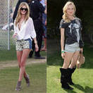 2014 Coachella: The Best Festival Style Stars & How To Get The ... | Music Festivals | Scoop.it