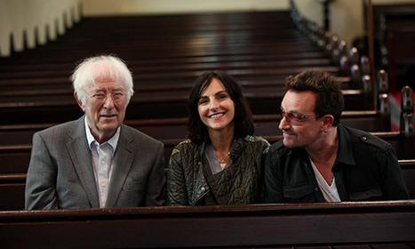 """Bono sobre Seamus Heaney: """"Sus palabras me han mantenido a flote""""   Libro blanco   Lecturas   Scoop.it"""