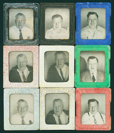 Mystery Photobooth Portraits Baffle Historians | Studio Art and Art History | Scoop.it