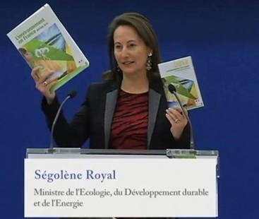 Ségolène Royal promet 60 millions d'euros pour l'action de l'Agence de la biodiversité - Environnement | Newslettter | Scoop.it
