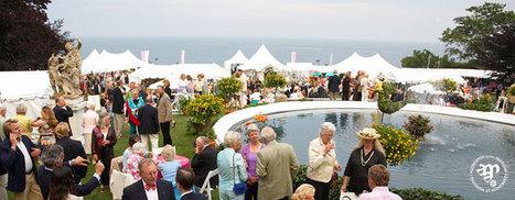 Newport Flower Show | Newport Mansions | Annie Haven | Haven Brand | Scoop.it