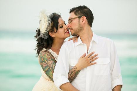 riviera maya weddings photograph | playa del carmen wedding | Scoop.it
