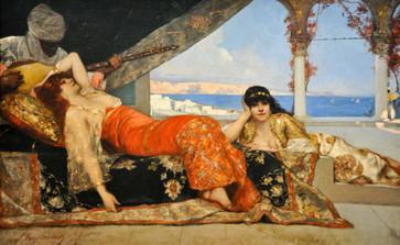 Figures de l'orientalisme / VOIR.CA | Benjamin-Constant (1845-1902) | Scoop.it