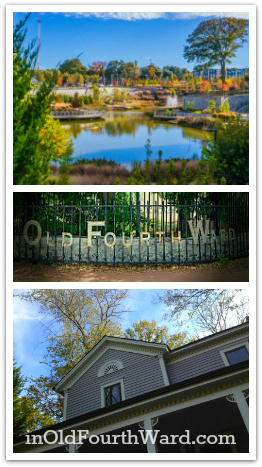 OLD FOURTH WARD Real Estate Guide   Atlanta Bungalows   Scoop.it