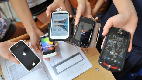 ¿Cuál es la edad recomendada para comenzar a usar smarphones? | GrandesMedios.com | TIC - Recull de consells i recursos | Scoop.it