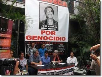 The Guatemala Genocide Case - The Audiencia Nacional, Spain | Izzi:Genocide | Scoop.it