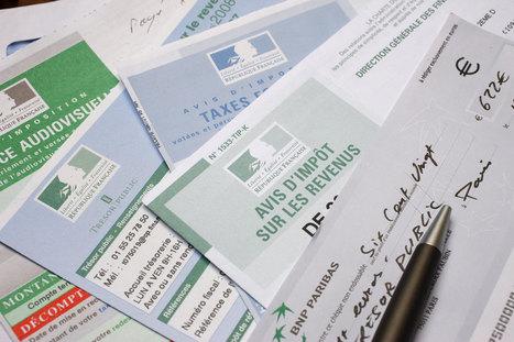 Impôts : par mesure de sécurité, certains ne recevront pas leur avis par Internet | Seniors | Scoop.it