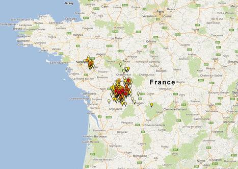 La Pissarderie: Cartographie généalogique | La Pissarderie | Scoop.it