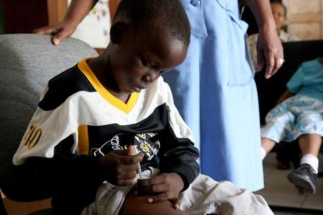 Afrique: diabète & maladies cardiovasculaires tuent + que le Sida   Actualité économique et sociale en Afrique sub-saharienne   Scoop.it