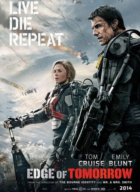 EDGE OF TOMORROW – Preview… | Insert Coin | ROADSHOW | Scoop.it