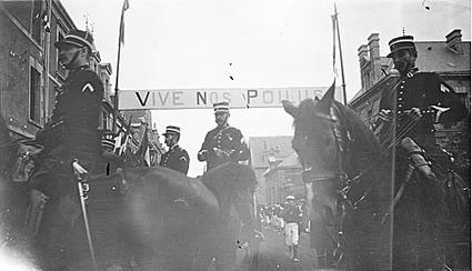 14 juillet 1920 : Vive nos poilus ! [Ecomusée de Saint-Nazaire] | Histoire 2 guerres | Scoop.it