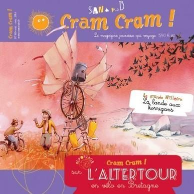 NOUVELLE REVUE AU CDI : Cram Cram n°40 - octobre-novembre 2016 | PRESSE au CDI : c'est le Bouquet ! Collège Le Verger | Scoop.it