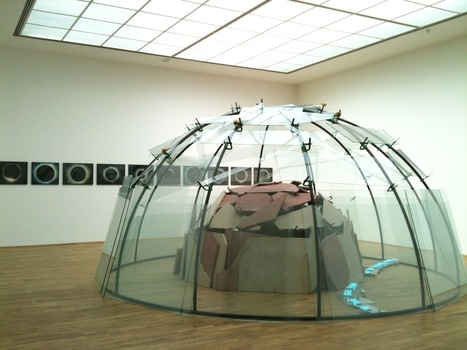 """Mario Merz: """"At The Still Point Of The Turning World"""" 