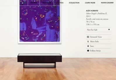 Art.sy, the new massive, online arts database - Core77 | Creative Feeds | Scoop.it