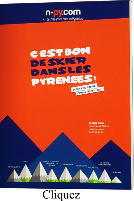 N'PY : les nouveautés pour la saison de ski 2015/2016 | Vallée d'Aure - Pyrénées | Scoop.it