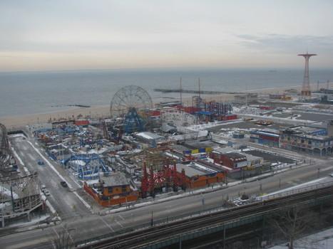 Coney Island on the Ocean   Joseph Vitacco   Scoop.it