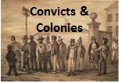 YR5. The Australian Colonies_Convicts and Colonies | Primary History | Scoop.it