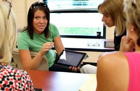 Schools making room for iPads | The iPad Classroom | Scoop.it