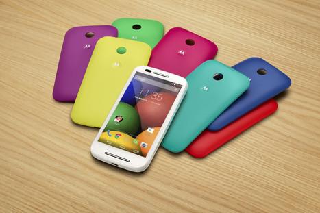 Motorola unveils affordable new Smartphone, Moto E   mobile phone   Scoop.it