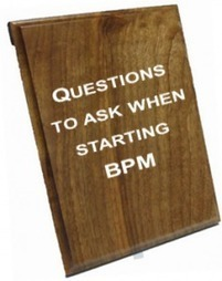 12 Important Questions When Starting BPM Projects - BPM Leader | Tecnología | Scoop.it