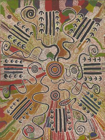 ABORIGINAL SYMBOLS | Exploring cultural identity through symbols | Scoop.it