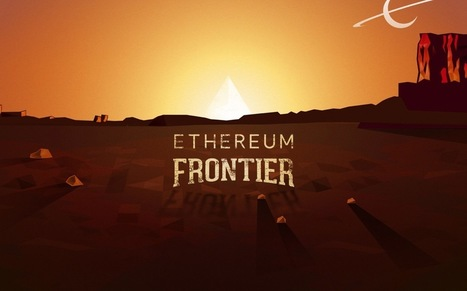 Ethereum Frontier | New Web 2.0 tools for education | Scoop.it