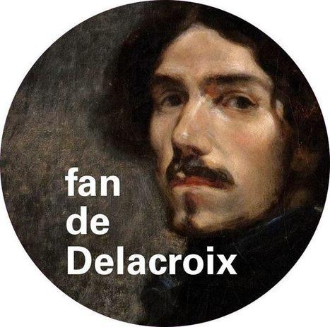 Musée Eugène Delacroix   nouvelle soirée Facebook le 1er octobre 2015   Clic France   Scoop.it