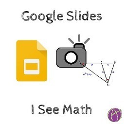 Google Math: I See Math - Teacher Tech | Professional Learning for Busy Educators | Scoop.it