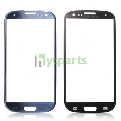 Blue Front Screen Outer Glass Lens for Samsung Galaxy S3 i9300 | Fixing or DIY our cell phones by ourselves | Scoop.it