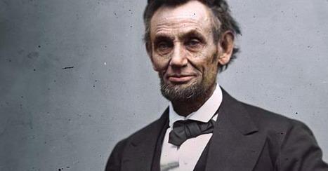 Enchanting Colorized Photos Breathe New Life Into History | History education | Scoop.it