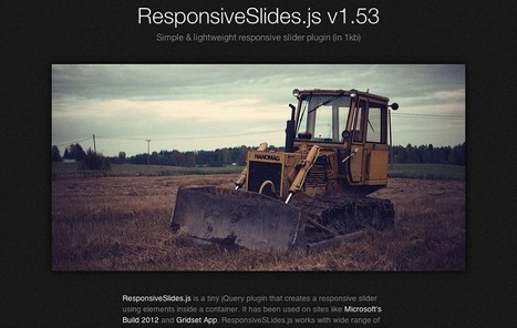 85 Top Responsive Web Design Tools   Design & Prog   Scoop.it