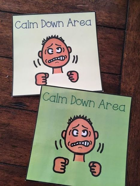 The Autism Adventures of Room 83: Calm Down Kit- 2nd Edition!   Individual and Special Needs Examiner   Scoop.it