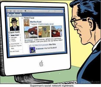The family history of Facebook: how social media will change the world | Ancestors at Large | Scoop.it