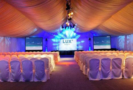 L'événementiel au cœur des hôtels LUX* Resorts - Ile Maurice Tourisme Infos   International meeting   Scoop.it