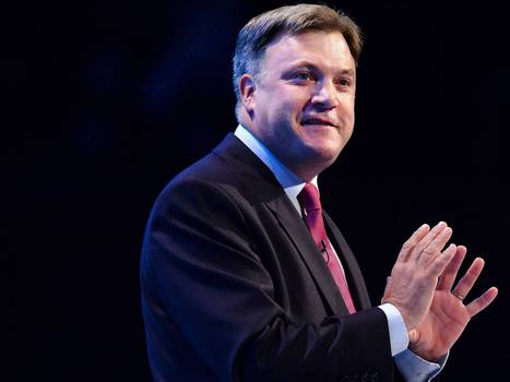 Ed Balls: 'Labour will bring back 50p income tax for top earners' | Welfare, Disability, Politics and People's Right's | Scoop.it
