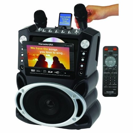 Top Karaoke Machines for Kids - Christmas Gifts for Everyone | The Most Wanted Toys | Scoop.it
