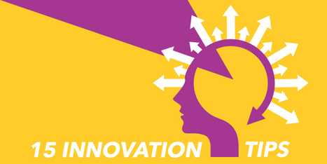 15 innovation tips: how large corporations engage with startups | Digital Business | Scoop.it