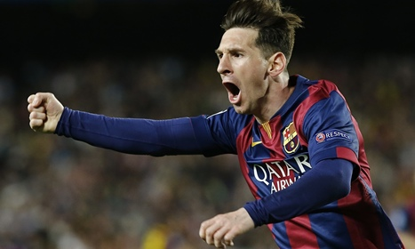 Barcelona's mighty Lionel Messi ready for encore against Bayern Munich | Paul Wilson - The Guardian | AC Affairs | Scoop.it