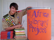 Cupertino, Sunnyvale residents spur book drive for African Library Project - San Jose Mercury News | The Information Professional | Scoop.it