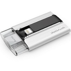 SanDisk Reveals iXpand Flash Drive for iPhone, iPad - PC Magazine | Edtech PK-12 | Scoop.it