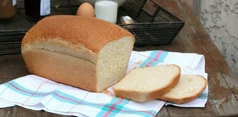 Pain de mie - Cooking Mumu | Boulangerie | Scoop.it