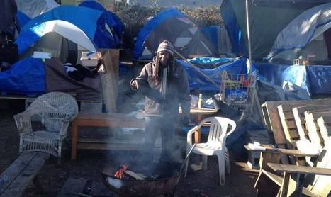 Nickelsville & Tent City Homeless Desperately Need Wood to Stay Warm   CLOVER ENTERPRISES ''THE ENTERTAINMENT OF CHOICE''   Scoop.it