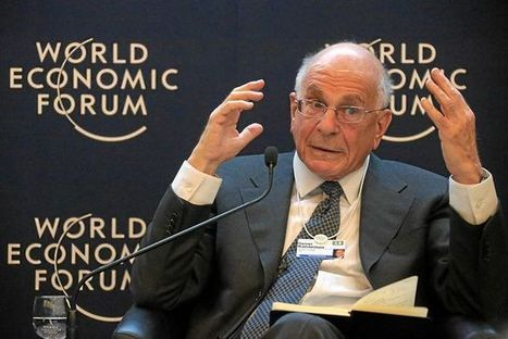 Daniel Kahneman Explains The Machinery of Thought | Farnam Street | Business Coaching | Scoop.it