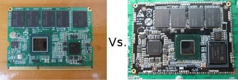 Intel Atom Z3735F vs Atom x5-Z8300 Benchmarks Comparison | Embedded Systems News | Scoop.it